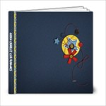 Jaden Photobook 6x6 - 6x6 Photo Book (20 pages)