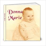 Donnas Book - 6x6 Photo Book (20 pages)