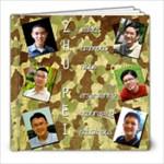 Zhu Pei - 8x8 Photo Book (20 pages)