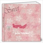 It s A Girl Thing 12x12 Photo Book - 12x12 Photo Book (20 pages)