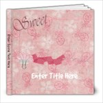 It s A Girl Thing 8x8 Photo Book - 8x8 Photo Book (20 pages)