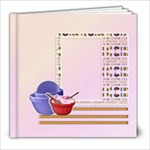 8x8 39 pages cook, bake, eat! - 8x8 Photo Book (39 pages)