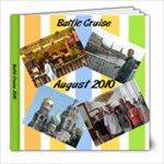 Baltic Cruise - 8x8 Photo Book (39 pages)