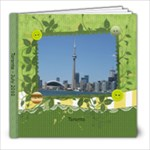 Toronto - 8x8 Photo Book (39 pages)