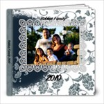Robles Family Album 2010 - 8x8 Photo Book (20 pages)