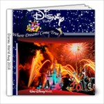 Epcot & More - 8x8 Photo Book (39 pages)