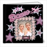 dance or dance recital template book 30pg - 8x8 Photo Book (30 pages)