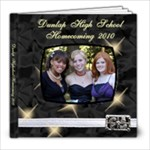 Homecoming 2010 - 8x8 Photo Book (20 pages)