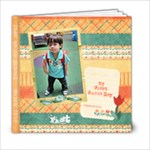 6x6 Phat go to school ^^ - 6x6 Photo Book (20 pages)