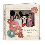 flickinger grandparent book - 6x6 Photo Book (20 pages)