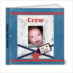 all boy template 6x6 book - 6x6 Photo Book (20 pages)