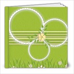 8x8 20 pages summer breeze / nature - 8x8 Photo Book (20 pages)