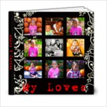 My Loves  - 6x6 Photo Book (20 pages)