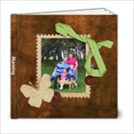 Mannings - 6x6 Photo Book (20 pages)