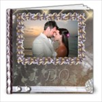 tapper Wedding - 8x8 Photo Book (30 pages)