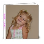hope turns 2 - 6x6 Photo Book (20 pages)