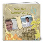 Cape Cod 2010 - 8x8 Photo Book (20 pages)