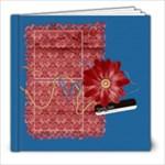 8x8 Student/Teacher/School Album - 8x8 Photo Book (20 pages)