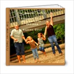 pioneer park - 6x6 Photo Book (20 pages)