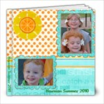 Kids Summer 2010 - 8x8 Photo Book (20 pages)