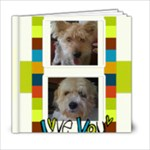My Pet - 6x6 Photo Book (20 pages)