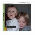 story book jaida jonah - 6x6 Photo Book (20 pages)