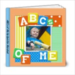 ABC s OF Quinton - 6x6 Photo Book (20 pages)