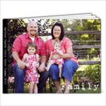 family photo shoot summer 2010 - 9x7 Photo Book (20 pages)