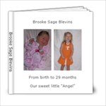 ABC s OF ME - 6x6 Photo Book (20 pages)