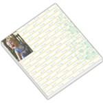 keegan notepad - Small Memo Pads