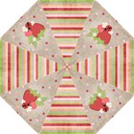 Strawberry fields umbrella - Folding Umbrella