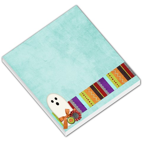 Halloween Memo Pad3 By Sheena   Small Memo Pads   Om2bar5cct7f   Www Artscow Com
