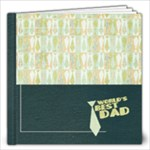 12x12 Father s Day/Dad Album - 12x12 Photo Book (20 pages)