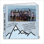 tahoe Road Trip - 6x6 Photo Book (20 pages)