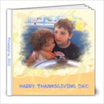 Thanksgiving10 - 8x8 Photo Book (20 pages)