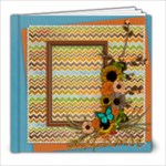 8x8 20 pages autumn is in the air - 8x8 Photo Book (20 pages)