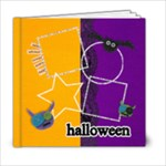 6x6 Halloween Album - 6x6 Photo Book (20 pages)