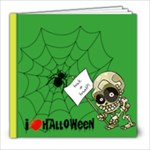 Halloween 8x8 - 8x8 Photo Book (20 pages)