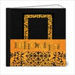 halloween 6x6 book - 6x6 Photo Book (20 pages)
