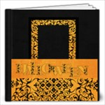 halloween 12x12 book - 12x12 Photo Book (20 pages)