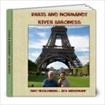 France 2010 - 8x8 Photo Book (39 pages)