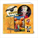 Gregs halloween - 6x6 Photo Book (20 pages)