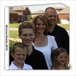 2010 Morison Family - 8x8 Photo Book (39 pages)