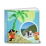 Pirate Pete 4 x 4 By the Sea Book - 4x4 Deluxe Photo Book (20 pages)