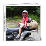 Jordan s Album - Four Wheelin  in Michaux State Forest - 6x6 Photo Book (20 pages)