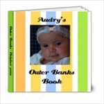 Audry Book - 6x6 Photo Book (20 pages)