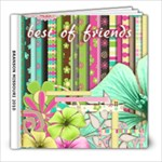Branson Trip - 8x8 Photo Book (39 pages)