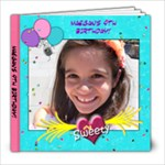 Maegan s 9th Birthday! - 8x8 Photo Book (20 pages)