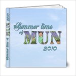 Summer time Of Mun - 6x6 Photo Book (20 pages)
