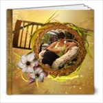 12345 - 8x8 Photo Book (20 pages)